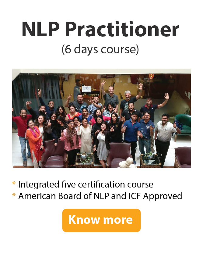nlp practitioner 6 days course