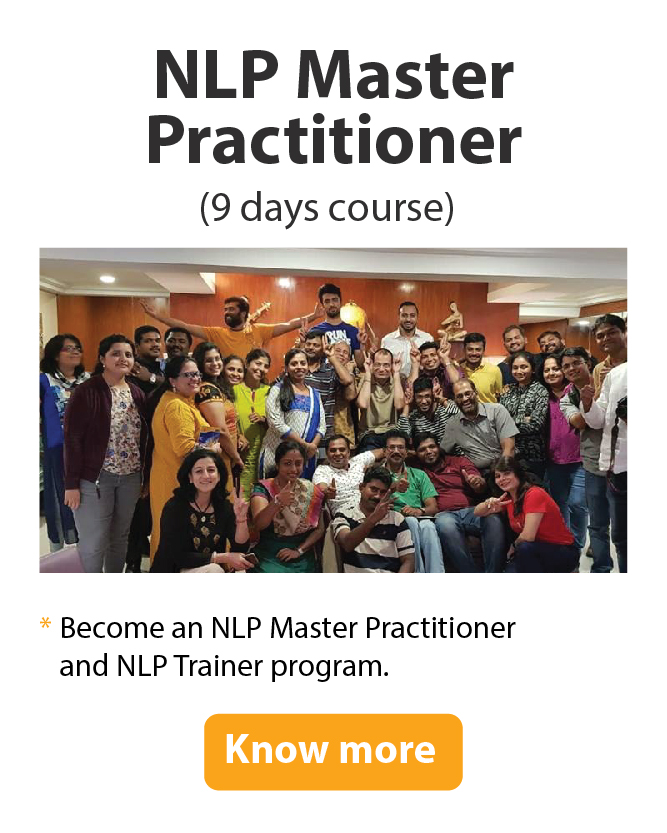 nlp master practitioner 9 days course